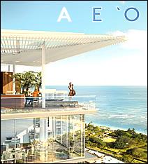 ハワイ特選物件「Ae'o(アエオ)」