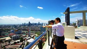 フィリピン不動産 物件視察ツアー