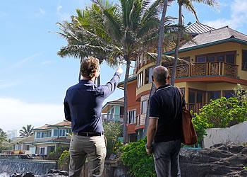 ハワイ不動産 物件視察ツアー02