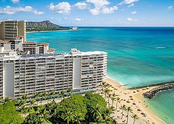 ハワイ不動産 Waikiki Shore外観
