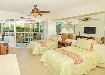 ハワイ不動産 Waikiki Shore室内