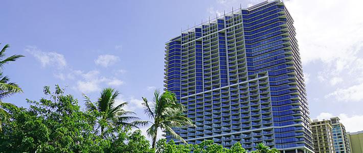 ハワイ不動産 ホテルコンド