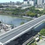 カラヤン橋の写真(DPWH提供)